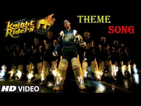 Official Song of Kolkata Knight Riders in Full HD - Korbo Lorbo Jeetbo Re Ft. Shahrukh Khan
