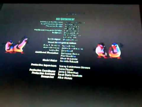 Some madagascar 1 credits + I like to move it