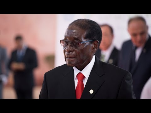 State funeral for Mugabe held in Harare