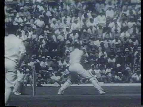 South Africa V Australia 1966-67 First Test At Johannesburg - Footage