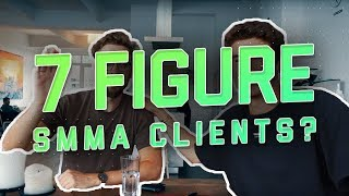 How To Sign 7 Figure & 8 Figure SMMA Clients