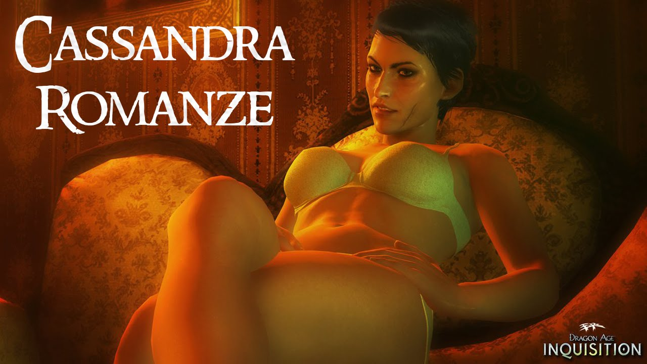 Dragon Age Inquisition Cassandra Romanze