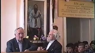 Беседа 10 08 2003г 8 я неделя по Троице о насыщениии 5 ю хлебами ч 3