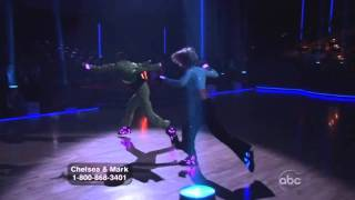 Chelsea Kane & Mark Ballas dancing with the stars Final Freestyle