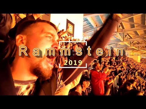 Rammstein concert 2019 Санкт Петербург 2 августа