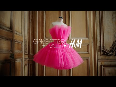 Video: Giambattista Valli x H&M - Designer Collaboration 2019 #Project🖤