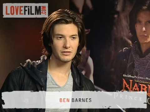 Ben Barnes | The Chronicles of Narnia - Prince Caspian | LOVEFiLM