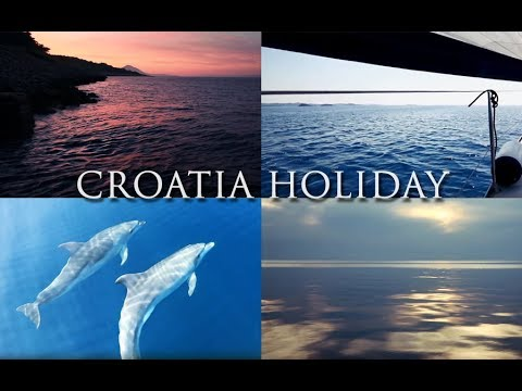 ASMR My Holiday/ Vacation to Croatia  ☀️ 🌊 ~ Soft speaking, ocean sounds 🐬