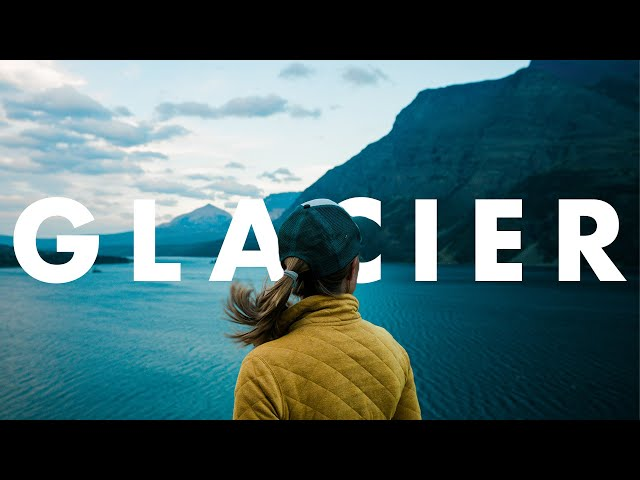 GLACIER NATIONAL PARK, MONTANA | Going to the Sun Road, camping, hiking, and huckleberry