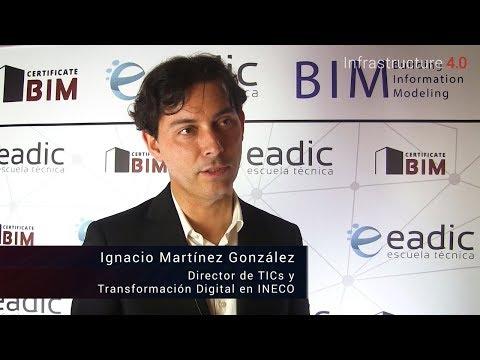 ¿Por qué implementar BIM en Infraestructuras? | Ignacio Martínez, INECO [entrevista]