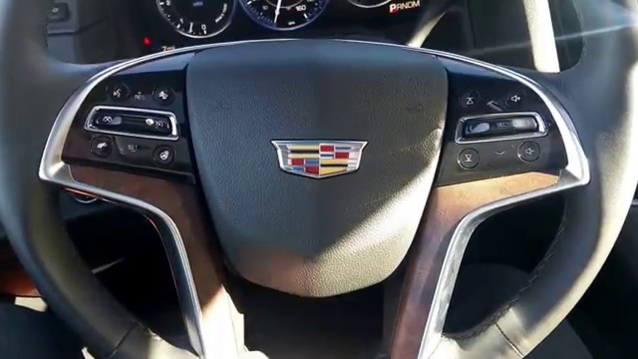2015 Cadillac Escalade Esv Premium Video For Peter Youtube