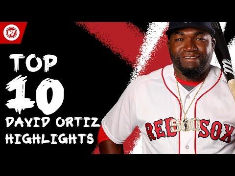 Top David Ortiz Highlights