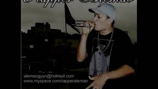 Rapper Alemão - Sentimentos (RAP NACIONAL 2018) Rap Goiano