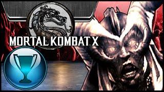 Mortal Kombat X: The Dragon King Cup! (PS4)