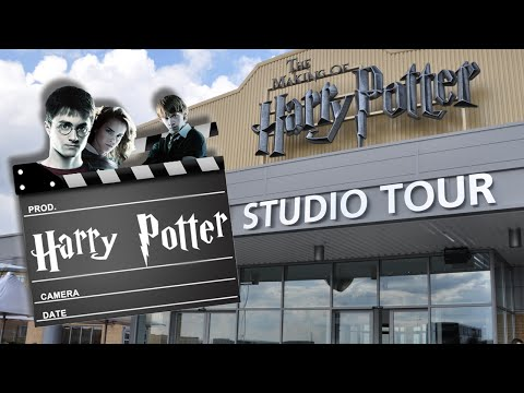 Harry Potter Warner Brothers Studio Tour Watford London
