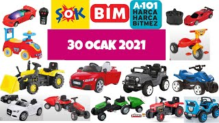 Bim A101 Şok 30 Ocak 2021 Aktüel Ürünleri| Akülü Araba & Oyuncaklar |Bim Aktüel Ürünleri#BimAktüel