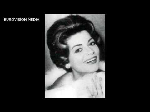 Lys Assia - Refrain (Switzerland) - LIVE Eurovision 1956 Grand Final