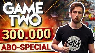 300.000-Abo-Special: Höhepunkte & Flops - unser Rückblick auf 2 Jahre Game Two