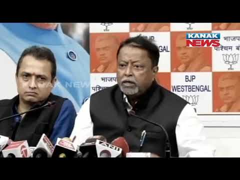 BJP Leader Mukul Roy Booked For TMC MLA Satyajit Biswas' Murder