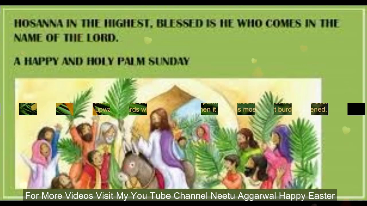 happy palm sunday,wishes,greetings,sms,sayings,quotes,e-card