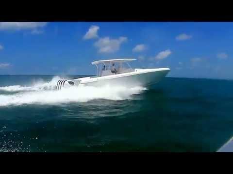 Intrepid 475 Panacea Quad 7 Marine 2,228 hp
