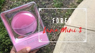 Foreo Luna Mini 3 Review + Demo ❤️