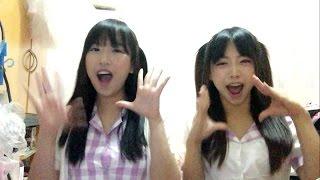 WWW Dancer: みちる & アイリス.