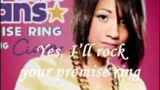 Tiffany Evans  Promise Ring Feat Ciara with lyrics
