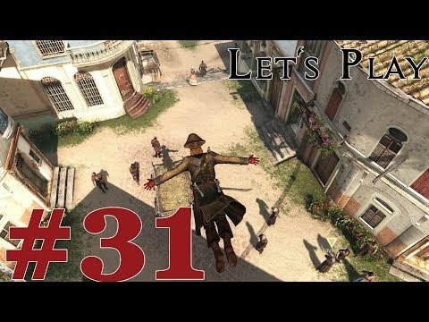 Let's Play Assassin's Creed IV: Black Flag (PS4) Part 31 Arms Race