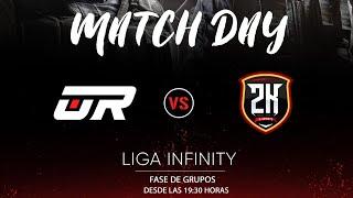 Urban e-Sports vs 2k e-Sports - Liga Infinity (fecha 3)