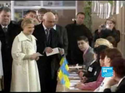 Tymoshenko vows to contest in the streets if not elected - F24 100207