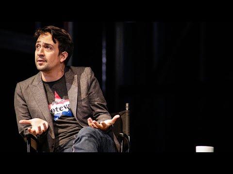 Puerto Rico and the Making of Lin-Manuel Miranda, Writer