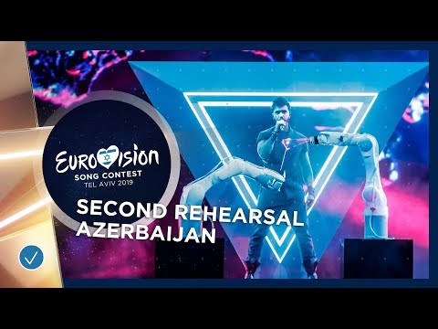Azerbaijan 🇦🇿 - Chingiz - Truth - Exclusive Rehearsal Clip - Eurovision 2019