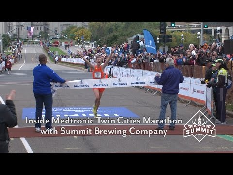 Inside Medtronic Twin Cities Marathon with Summit Brewing Co.