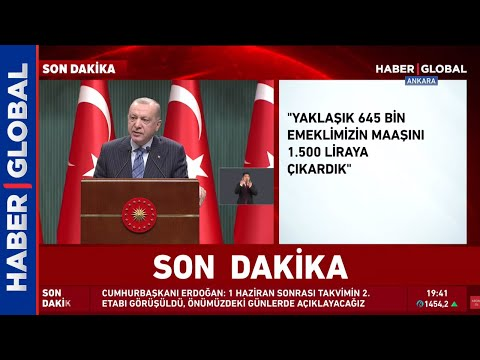 Yüzbinlerce Kişiye Beş Bin Lira Destek Geliyor! Cumhurbaşkanı Erdoğan Kabine Sonrası Açıklama!