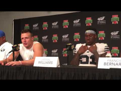 BYU post-Arizona press conference