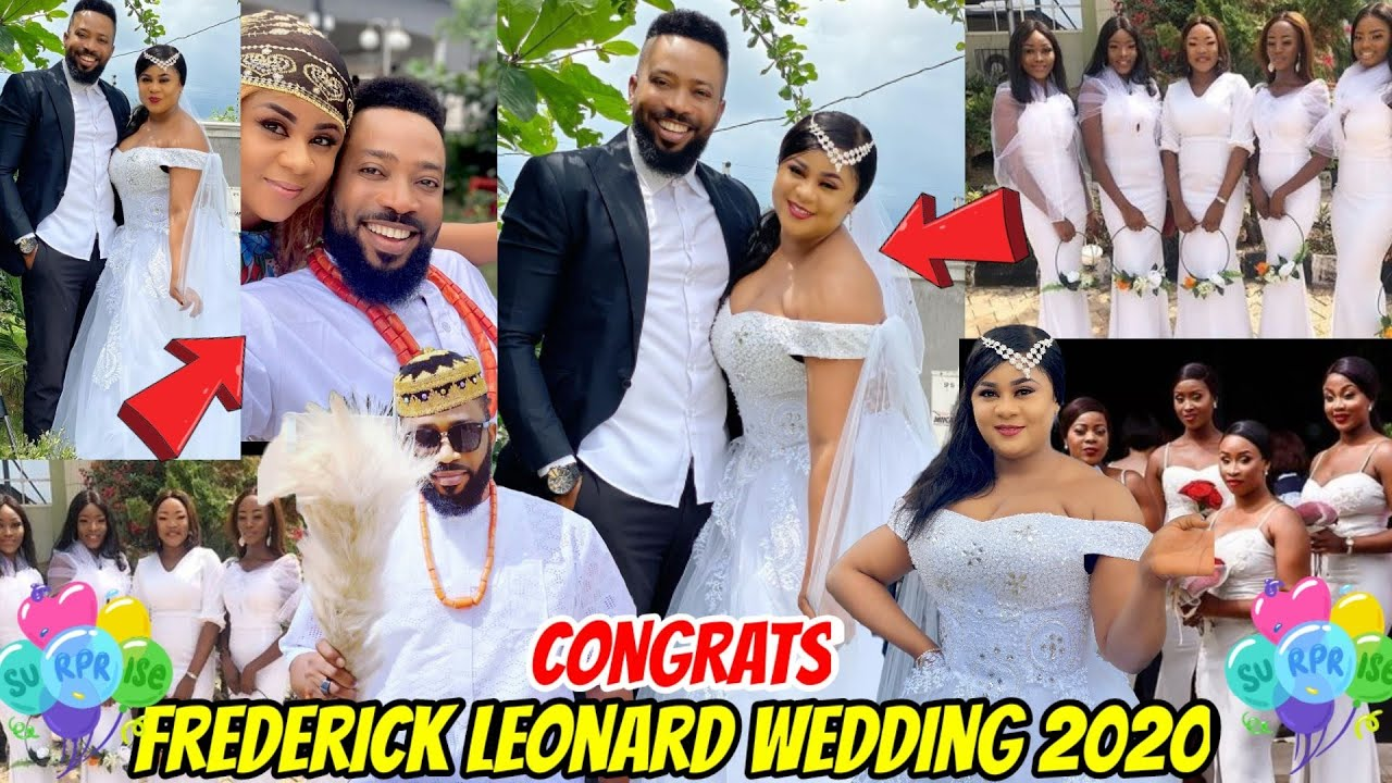 Download FREDERICK LEONARD MARRIAGE 2020 FULL VIDEO🎉|HAPPY MARRIAGE LIFE 🤵👰