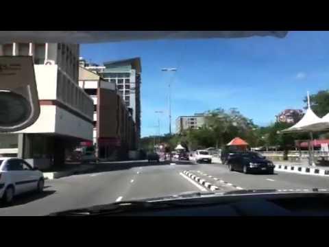 A Drive Through Brunei
