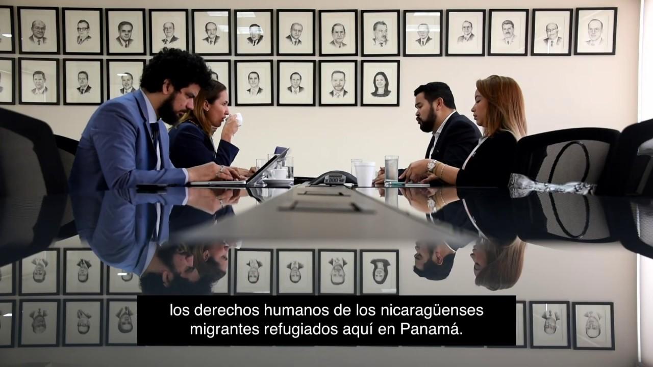 Visita del MESENI a Panamá
