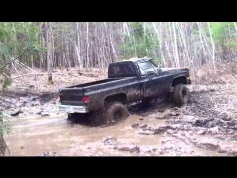 lifted built chevy mud trucks 4x4 action