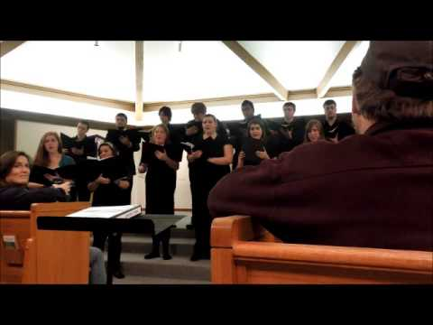 Mt. Hood Community College Winter Term Choir Concert