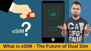 What is eSIM | How Does eSIM work | eSIM Carriers in India