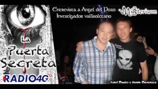 Entrevista en La Puerta Secreta Radio4G  La Cripta Sellada