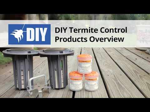 Termite Control Products Overview
