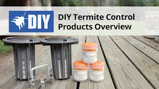 Do-It-Yourself Termite Control - Methods Overview