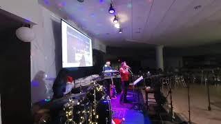 Texas Band Sunset Jam Christmas Fund Raiser 3D 180