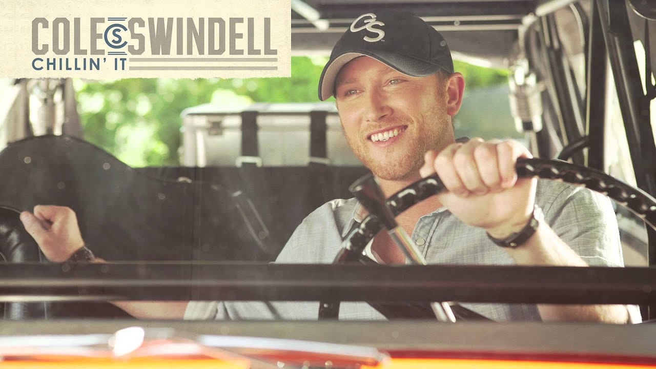 Close Up Girl Wallpaper Cole Swindell Quot Chillin It Quot Official Audio Youtube