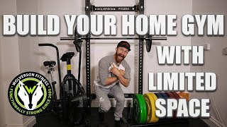 How To Build A Home Gym With Limited Space