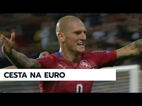 Cesta na EURO: Debutant Zdeněk Ondrášek rozhoduje bitvu s Anglií