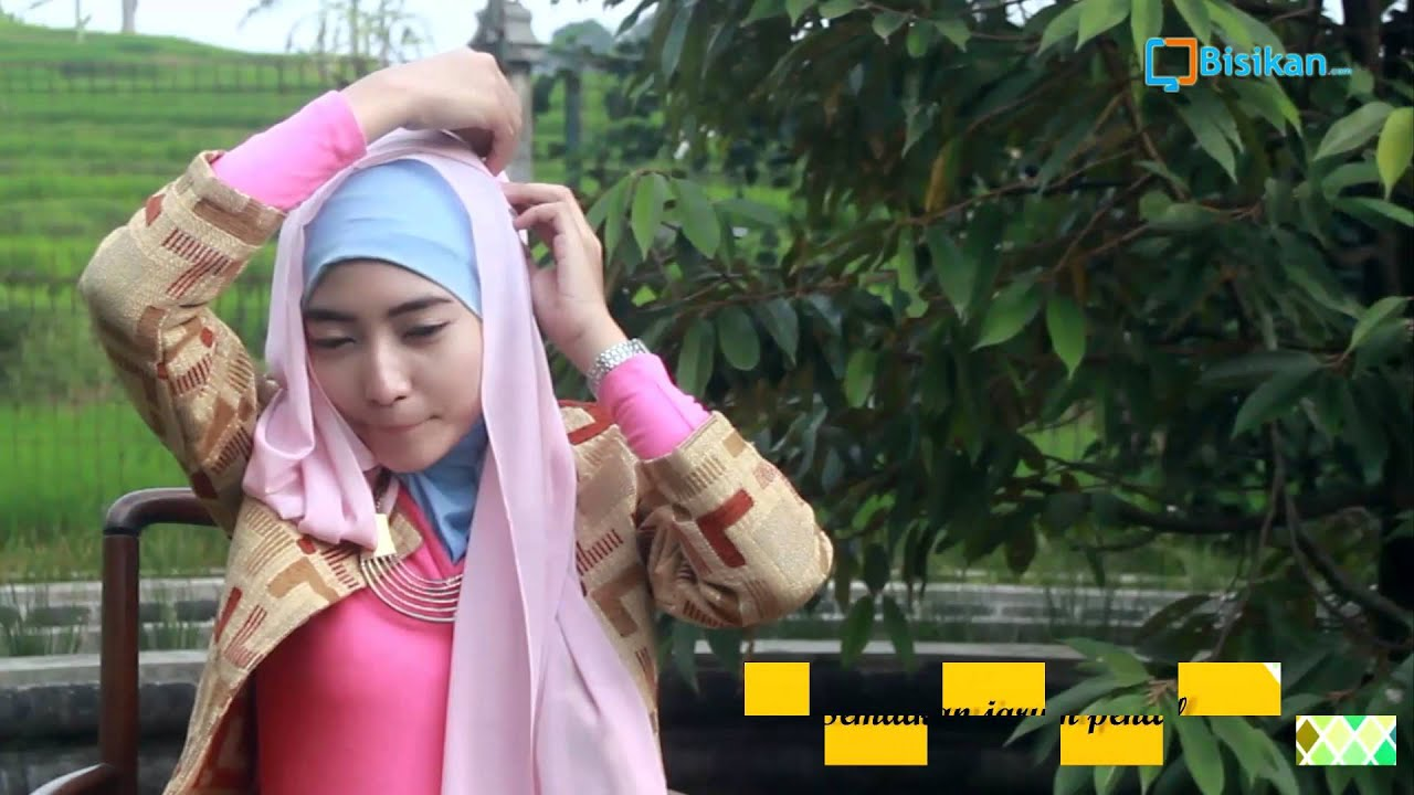 Tutorial Hijab Pasmina Simple 3 2016 12 06